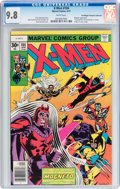 Bronze Age (1970-1979):Superhero, X-Men #104 Don/Maggie Thompson Collection pedigree (Marvel, 1977)CGC NM/MT 9.8 White pages....