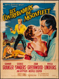"Movie Posters:Adventure, Moonfleet (MGM, 1960). French Grande (47"" X 63""). Adventure.. ..."