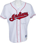 Baseball Collectibles:Uniforms, 1994 Eddie Murray Game Worn Cleveland Indians Jersey. ...