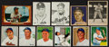 Baseball Cards:Lots, 1939 - 1955 Play Ball, Topps, Bowman & Tip-Top Card Collection(136). ...