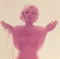 Photographs:Chromogenic, BERT STERN (American, 1929-2013). Marilyn Monroe, I Beg ofYou, (from the Last Sitting), 1962. Chromogenic. 19 x19...