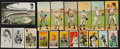 "Baseball Cards:Lots, 1910's-1920's Vintage ""T"" ""E"" ""W"" Baseball Card and PC Collection(18) With HoFers and Print Error. ..."