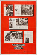 """Movie Posters:Western, The Cowboys (Warner Brothers, 1972). Poster (40"""" X 60"""") Review Style. Western.. ..."""