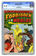 Golden Age (1938-1955):Horror, Forbidden Worlds #8 Mile High pedigree (ACG, 1952) CGC NM+ 9.6White pages. This is by far the highest-graded copy if this p...