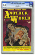 Golden Age (1938-1955):Horror, Strange Stories from Another World #3 White Mountain pedigree(Fawcett, 1952) CGC NM- 9.2 White pages. This is the highest-g...