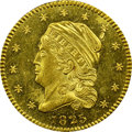Early Quarter Eagles, 1825 $2 1/2 MS65 NGC. CAC. BD-2, High R.4....