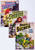 Silver Age (1956-1969):Horror, House of Secrets #37-50 Group (DC, 1960-61) Condition: AverageVG.... (Total: 16 Comic Books)