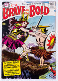 Silver Age (1956-1969):Adventure, The Brave and the Bold #19 (DC, 1958) Condition: FN+....