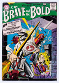 Silver Age (1956-1969):Adventure, The Brave and the Bold #20 (DC, 1958) Condition: FN....