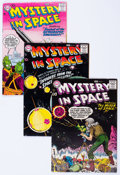 Silver Age (1956-1969):Science Fiction, Mystery in Space Group (DC, 1957-59).... (Total: 7 Comic Books)