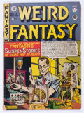 Golden Age (1938-1955):Science Fiction, Weird Fantasy #13 (#1) (EC, 1950) Condition: GD....