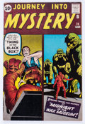 Silver Age (1956-1969):Horror, Journey Into Mystery #74 (Marvel, 1961) Condition: VG+....
