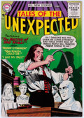 Silver Age (1956-1969):Horror, Tales of the Unexpected #3 (DC, 1956) Condition: FN....