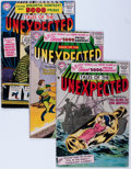 Silver Age (1956-1969):Horror, Tales of the Unexpected #4-7 and 9 Group (DC, 1956-57).... (Total:5 Comic Books)