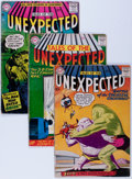 Silver Age (1956-1969):Horror, Tales of the Unexpected Group (DC, 1956-61) Condition: AverageGD.... (Total: 27 Comic Books)