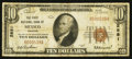 National Bank Notes:Missouri, Mexico, MO - $10 1929 Ty. 1 The First NB Ch. # 2881. ...