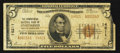 National Bank Notes:South Carolina, Spartanburg, SC - $5 1929 Ty. 2 The Commercial NB Ch. # 14211. ...