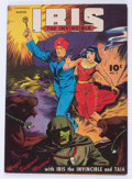 Golden Age (1938-1955):Science Fiction, Ibis The Invincible #3 (Fawcett Publications, 1945) Condition:GD/VG....