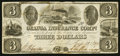 Obsoletes By State:Ohio, Painesville, OH- The Geauga Insurance Company $3 July 10, 1839Wolka 2160-03. ...