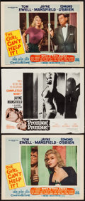 """Movie Posters:Sexploitation, Promises! Promises! & Others Lot (NTD, 1963). Lobby Cards (17)& Title Lobby Cards (2) (11"""" X 14""""). Sexploitation.. ...(Total: 19 Items)"""