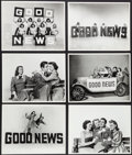 """Movie Posters:Musical, Good News (MGM, 1947). Photos (6) (10"""" X 13""""). Musical.. ... (Total: 6 Items)"""