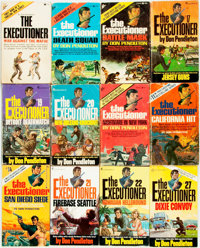 [Action Paperbacks]. Don Pendleton and Others. Collection of 202 Executioner Paperbacks