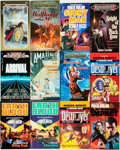 Books:Pulps, [Genre Paperbacks]. Group of Seventy-Four Genre Paperbacks. Variouspublishers, 1970s and later. Includes titles in the Bu...(Total: 74 Items)