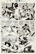 Original Comic Art:Panel Pages, Jack Kirby and Vince Colletta Thor #136 Page 11 Original Art(Marvel, 1967)....