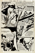 Original Comic Art:Panel Pages, Neal Adams Strange Adventures #208 Page 2 Deadman Original Art (DC, 1968)....