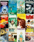 Books:Pulps, [Genre Paperbacks]. Group of Seventy-Nine Genre Paperbacks. Variouspublishers, 1970s and later. Includes works by Moorehead... (Total:79 Items)