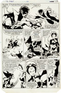 Original Comic Art:Panel Pages, John Byrne and Terry Austin X-Men #142 Page 17 Original Art(Marvel, 1981)....