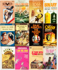 Books:Pulps, [Genre Paperbacks]. Group of 106 Genre Paperbacks. Variouspublishers, 1970s and later. Includes works by De Sade,Anderson,... (Total: 106 Items)