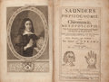 Books:Science & Technology, Richard Saunders. Physiognomie, And Chiromancie,Metoposcopie, The Symmetrical Proportions And Signal Molesof the...