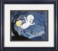 Animation Art, Casper Limited Edition Hand Painted Cel #189/250 Original Art(Harvey Comics Entertainment, 1992). Hand inked and hand paint...
