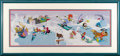 Animation Art, Woody and Friends at the South Pole Limited Edition Hand PaintedCel #95/100 Original Art (Walter Lantz Productions, 1991). ...