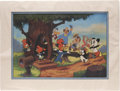 "Animation Art, ""Woody Greets His Friends"" Limited Edition Hand Painted Cel#243/500 Original Art (Walter Lantz Productions, 1989). Woody Wo..."