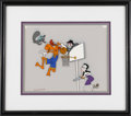 """Animation Art, """"Bullwinkle and Friends"""" Hand Painted Cel Original Art (Jay WardProductions, 1989). Hand painted cel of Bullwinkle, Rocky, ..."""