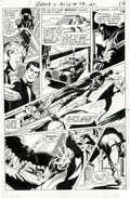 Original Comic Art:Panel Pages, Neal Adams - The Brave and the Bold #79, Batman and Deadman, page12 Original Art (DC, 1968). The Batman and Deadman thrille...