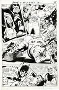 Original Comic Art:Panel Pages, Neal Adams - The Brave and the Bold #79, Batman and Deadman, page13 Original Art (DC, 1968). Deadman and Batman team to tak...
