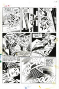 "Original Comic Art:Panel Pages, John Buscema and ""The Tribe"" - MGM's Marvelous Wizard of Oz #1 PageOriginal Art, Group of 71 (Marvel/DC, 1975). Marvel Comi..."