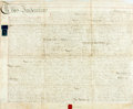 Books:World History, Indenture of Lease in the Reign of George III. Dated August 1st,1795. Indenture of lease between Joseph Pickford and John O...