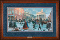 Art, Mort Künstler. After the Snow (1998). 30 x 16 Inches. AP22 of 100.Condition: Very good. Accompanied by certificate of authe...