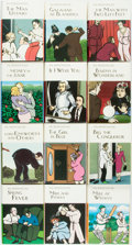 Books:Literature 1900-up, P.G. Wodehouse. Group of Sixty-one P.G. Wodehouse Novels fromThe Collector's Wodehouse Collection. New York: Ov...(Total: 61 Items)