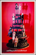 "Movie Posters:Rock and Roll, The Rocky Horror Picture Show (20th Century Fox, R-1985). 10thAnniversary One Sheet (27"" X 41""). Rock and Roll.. ..."