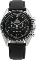 Timepieces:Wristwatch, Omega 145022-74 ST Speedmaster Professional . ...