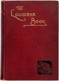 Books:Literature Pre-1900, Thomas M'Caleb, editor. The Louisiana Book: Selections from theLiterature of the State. New Orleans: R.F. Straughan...