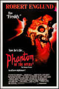 """Movie Posters:Horror, The Phantom of the Opera & Other Lot (21st Century, 1989). One Sheets (2) (26.5"""" X 39.5"""" & 27"""" X 41""""). Horror.. ... (Total: 2 Items)"""
