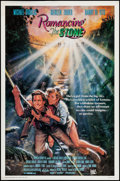 "Movie Posters:Adventure, Romancing the Stone & Other Lot (20th Century Fox, 1984). OneSheets (2) (27"" X 41""). Adventure.. ... (Total: 2 Items)"
