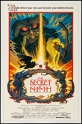 """Movie Posters:Animation, The Secret of NIMH (MGM/UA, 1982). One Sheets (2) (26.75"""" X 39.75"""" & 27"""" X 41"""") SS & DS. Animation.. ... (Total: 2 Items)"""