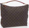 Luxury Accessories:Bags, Louis Vuitton Classic Monogram Canvas Sully MM Bag. ...